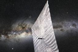 Spacecraft built from graphene could run on nothing but sunlight | Interstellar | Scoop.it