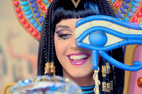 Pop stars still look back to the luxury of Egypt's past for creative inspiration - Al-Bawaba | Ancient Crimes and Mysteries | Scoop.it