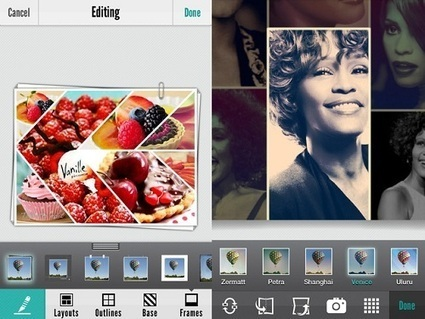 Top 10 iPhone/iPad Photo And Video Editing Apps For 2012 | designrfix.com | How to Use an iPhone Well | Scoop.it