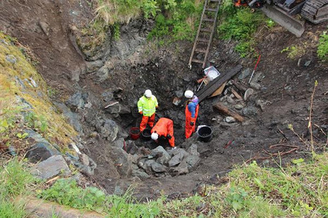 Skeleton found in well confirms Viking Saga | Histoire et archéologie des Celtes, Germains et peuples du Nord | Scoop.it
