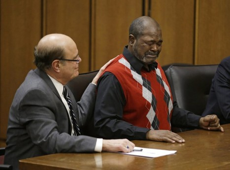 Ohio man exonerated after spending 27 years in prison for a murder he didn't commit | enjoy yourself | Scoop.it