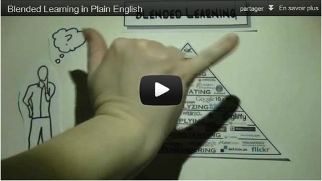 Blended Learning in Plain English A Great Video Tutorial | Al calor del Caribe | Scoop.it
