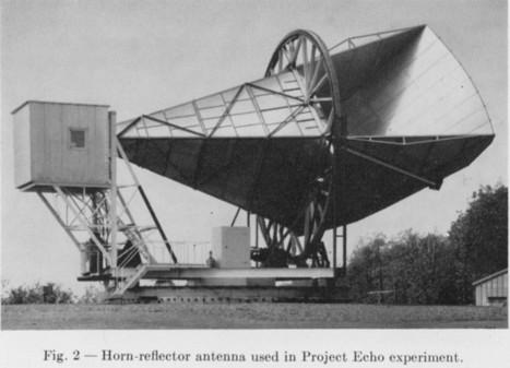 Echo Horn Antenna | DESARTSONNANTS - CRÉATION SONORE ET ENVIRONNEMENT - ENVIRONMENTAL SOUND ART - PAYSAGES ET ECOLOGIE SONORE | Scoop.it