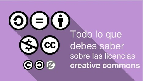 Cómo usar las licencias Creative Commons│@ilusual | Universidad 3.0 | Scoop.it