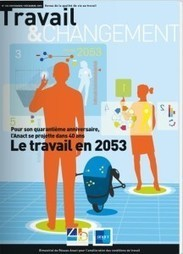 Le travail en 2053 : 5 utopies pour l'avenir - Mode(s) d'emploi | social media, public policy, digital strategy | Scoop.it