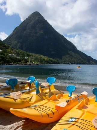 Get some sun on St. Lucia's best beaches | Beach Maniac | Scoop.it