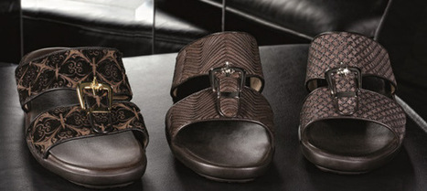 Emirati Sandals For Ramadan by Cesare Paciotti | Le Marche & Fashion | Scoop.it