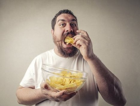 The Faster You Eat, the More You Gain Weight | Weight Loss News | Scoop.it