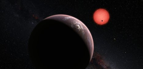 'Ultracool' Dwarf Star Hosts Three Potentially Habitable Earth-Sized Planets Just 40 Light-Years Away | Beyond the cave wall | Scoop.it