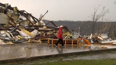 Tornado smashes Arkansas homes, destroys church | Government and Law skinny | Scoop.it