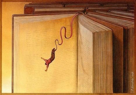 Links: 30 dos 100 melhores contos da literatura universal | Ficção científica literária | Scoop.it