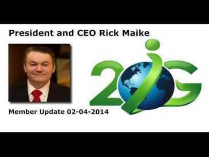 Company Call – I2G CEO Rick Maike Feb 4 2014 | Infinity 2 Global Media | Infinity 2 Global | Scoop.it
