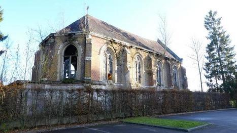 Chapelle Saint-Bernard à Clairmarais : Avis avant démolition | L'observateur du patrimoine | Scoop.it