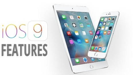 The Hidden iOS 9 Features You Need to Know About! | iPhone Applications Development | Scoop.it