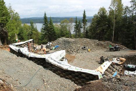 Sustainable Green Buildings - My Earthship in New Brunswick - earthship.com | Green Building Design - Architecture & Engineering | Scoop.it