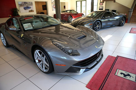 Ferrari files for NYSE listing at a valuation of $9.8bn | 24hFinanceNews.com | Scoop.it