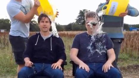 More celebs get soaked for ALS Ice Bucket Challenge | Restore America | Scoop.it
