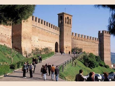 The Gradara castle, the romantic setting for Dante's  tragic medieval lovers Paolo and Francesca | Le Marche another Italy | Scoop.it