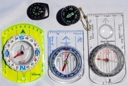 Evaluating Back-Up Magnetic Compasses - American Preppers Network | BOB to BOL by BOV | Scoop.it