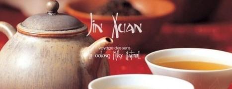 Oolong Milky naturel Jin Xuan, le thé wulong sans arôme ajouté - Voyage des sens | Escale Sensorielle...une boutique pleine de sens | Scoop.it
