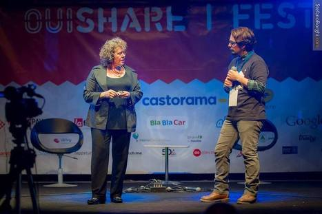 Whatever it Takes to Change the World: Back From OuiShare Fest 2014 | Peer2Politics | Scoop.it