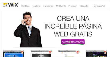 Centro de Ayuda   Wix.com   Web 2.0 y sus aplicaciones   Scoop.it