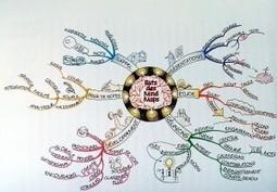 La carte mentale (ou Mind Map) : un outil fabuleux en pédagogie | Formations & Web | Scoop.it