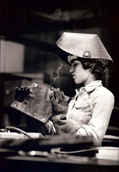 Marilyn Sanders: Wo-Men Working | Herstory | Scoop.it