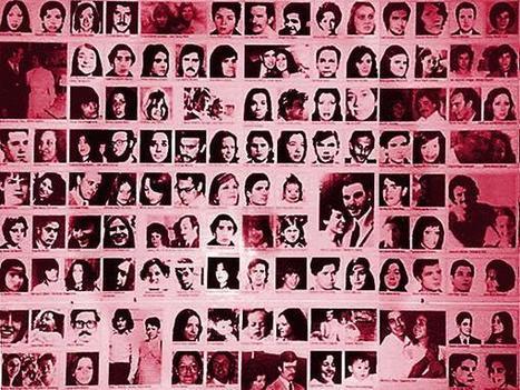 Argentina, 1976-1983 - La dictatura de los generales [Sin voz, sin cara] | Dictaduras en América Latina | Scoop.it