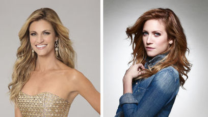 Erin Andrews and Brittany Snow Will Host 2015 CMT Music Awards | Country Music Today | Scoop.it