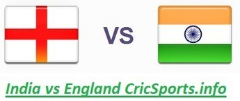 India vs England Ball by Ball Cricinfo Live Streaming Scorecard | Written updates | Scoop.it