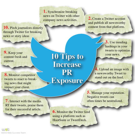 How Twitter Impacts PR - Business 2 Community | Social Media Marketing | Scoop.it