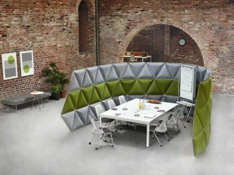 Triangular Modules Room Dividers | Trends & Design | Scoop.it