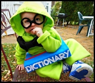 14 Amazing Bookish Halloween Costumes for Children - BOOK RIOT   Young Adult Fiction   Scoop.it