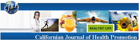 Californian Journal of Health Promotion - Indexed by EIJASR | Online Academic and Educational Research Journals | Scoop.it