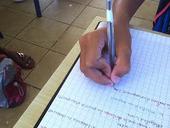 A quelle vitesse les élèves écrivent ils en cursive?   Acquisition de l'écriture   Scoop.it