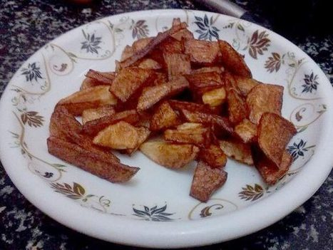 Bent Philipson-Masala Aloo Fry: Snacks Recipe | Bent Philipson Chef | Scoop.it