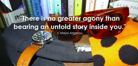 The Importance of Story | SocialMoMojo Web | Scoop.it