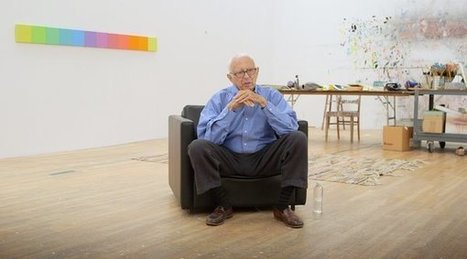 Ellsworth Kelly explains abstraction | The Aesthetic Ground | Scoop.it