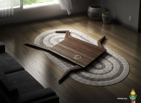 Old English: Water | Ads of the World™ | ■Marketing Creativo - ADV - Campaign | Scoop.it