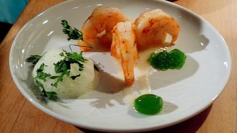 L'imperfection désirable: Mmmmh Cuisine moléculaire: un menu ... | cuisine_du_futur | Scoop.it