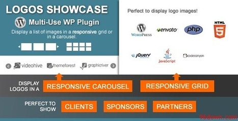Logos Showcase v1.2.3 Multi-Use Responsive WP Plugin | Download Free Nulled Scripts | web development, | Scoop.it