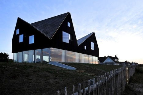 England's Floating House - My Modern Metropolis | 建築 | Scoop.it