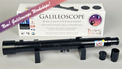 Galileoscope | STEM Connections | Scoop.it