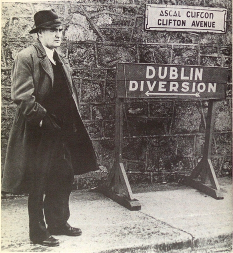 The only ever filmed interview of Flann O'Brien... | The Irish Literary Times | Scoop.it