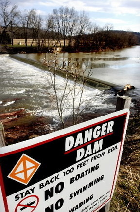 Remove these dam drowning machines (YDR opinion) - York Daily Record   Fish Habitat   Scoop.it