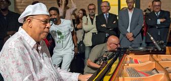 Més de cent concerts i actuacions diverses al 45è Voll Damm Festival de #Jazz de Barcelona | Actualitat Jazz | Scoop.it
