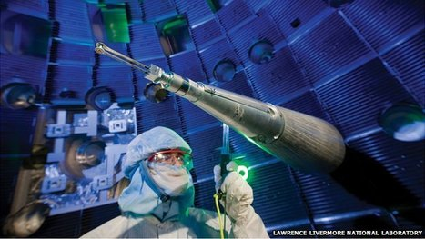 Fusion milestone passed at US lab | Physics as we know it. | Scoop.it