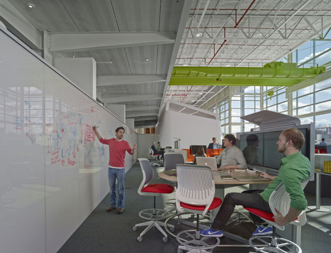 To Office or To Home: Is that the question? | Office Environments Of The Future | Scoop.it