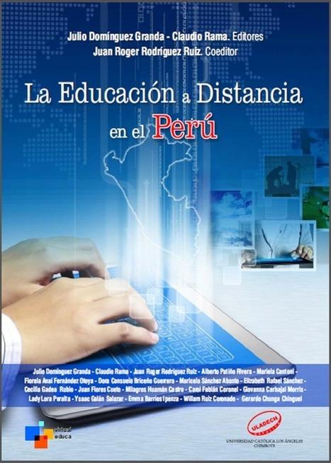 Presentación de libro: La Educación a Distancia en el Perú | Cómo aprender en la era 2.0 | Scoop.it